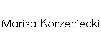 Marisa Korzeniecki
